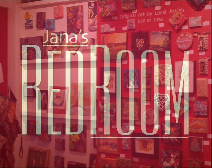 The Art of Jana's RedRoom