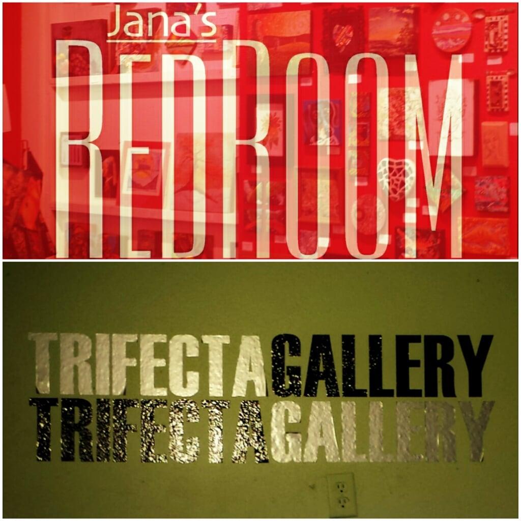 jana's redroom trifecta gallery