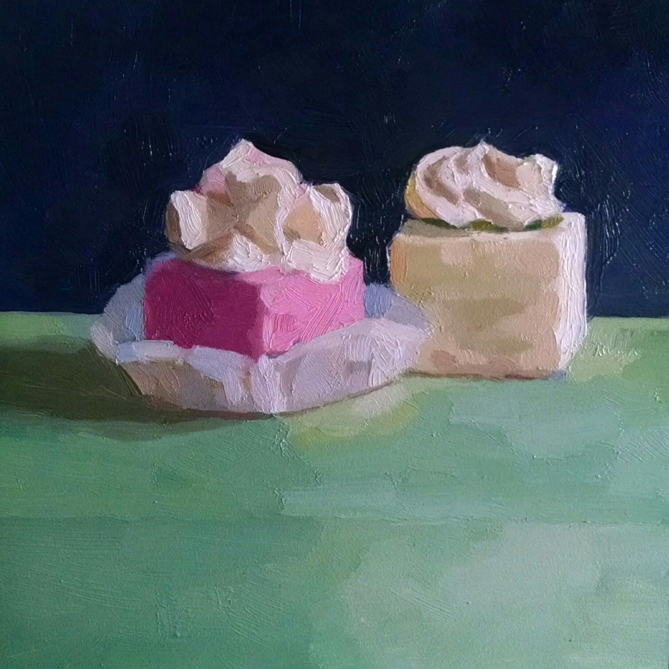 """Paula Billups """"cakes"""""""