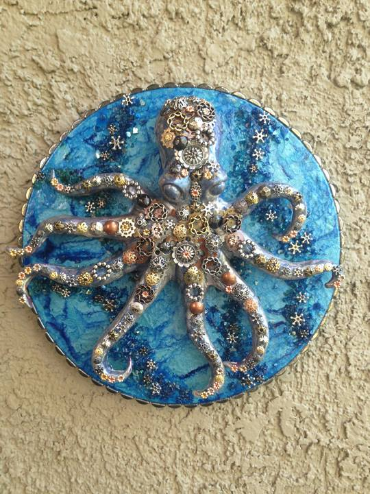 Lisa Herr - Octopus