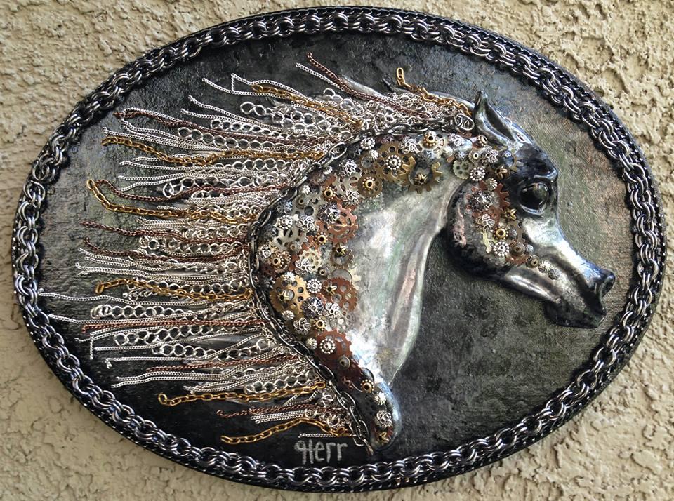 Lisa Herr - Horse