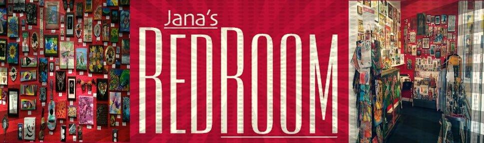 Jana's RedRoom - Photo Edit by Cyn Lemon