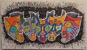 5 Masks