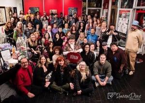 Janas RedRoom 2016 Artists Meeting