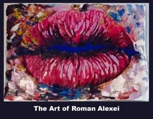 roman lips